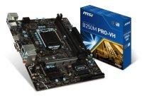 EXDISPLAY MSI Intel B250M PRO-VH LGA 1151 M-ATX
