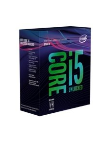 Intel Core i5 8600K 3.6GHz Socket 1151 Processor