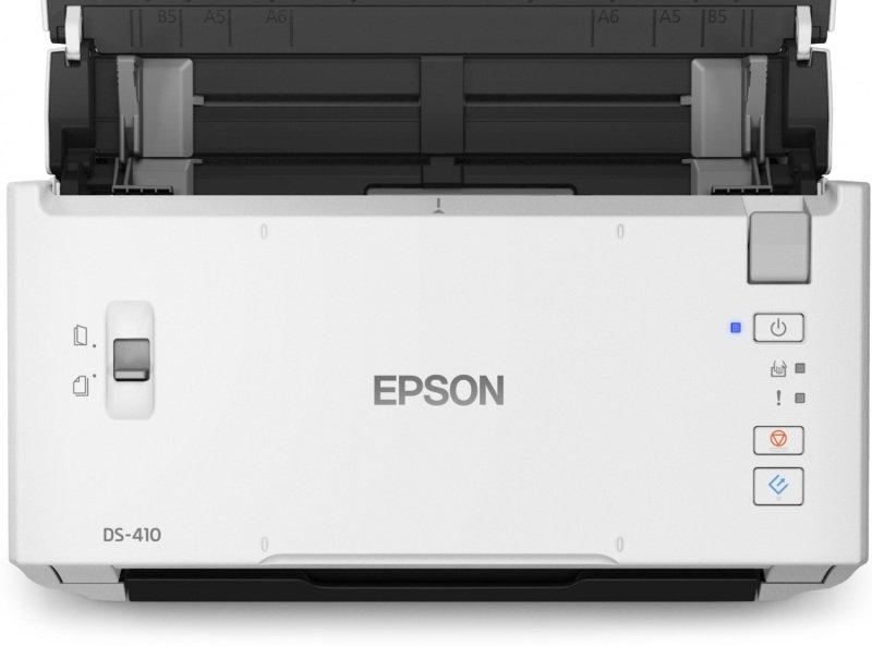Epson Workforce DS-410 A4 Duplex Sheet-fed Business Scanner
