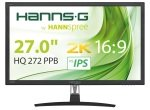 "HANNspree HQ272PPB 27"" WQHD 2K IPS Monitor"