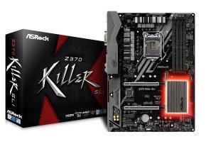 Asrock Z370 Killer SLI Socket 1151 DDR4 ATX Motherboard...
