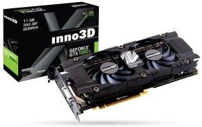 INNO3D GTX 1080 Ti X2 11GB GDDR5X Graphics Card