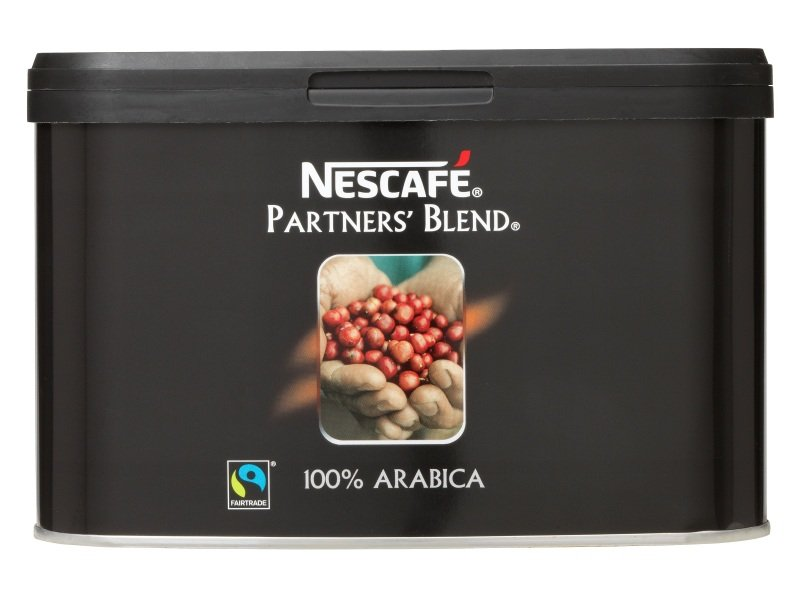Nescafe Partners' Blend Sustainable Fairtrade Coffee - 500g