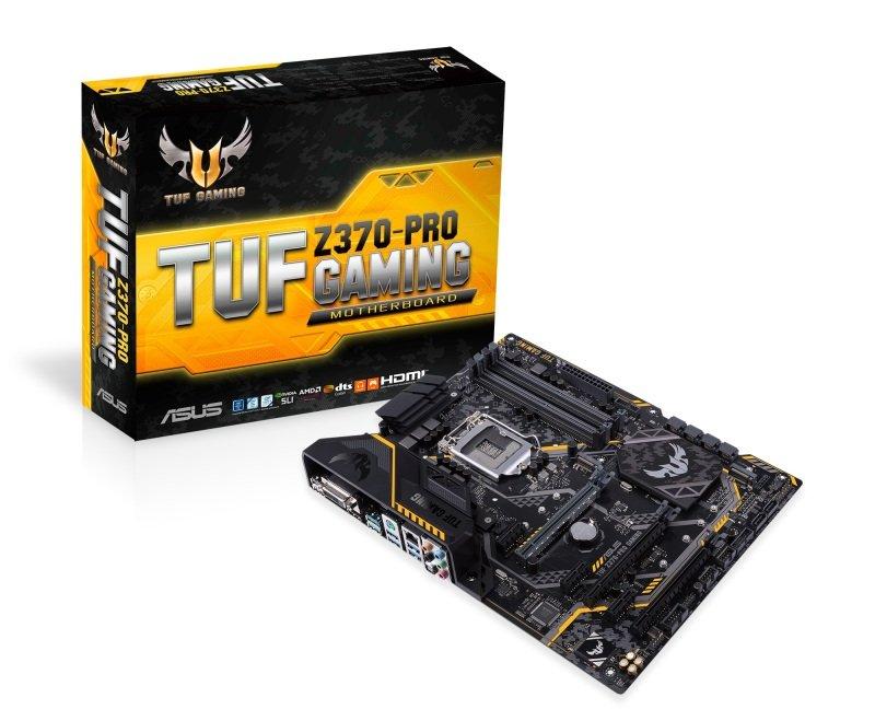 Asus TUF Z370-PRO GAMING Socket 1151 DDR4 ATX Motherboard