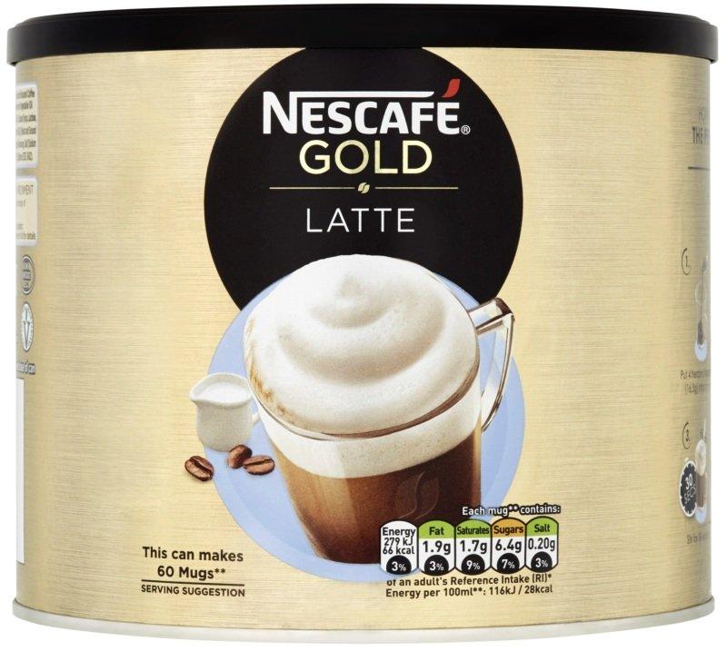 Nescafe Gold Latte Tin - 1 kg
