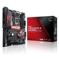 Asus MAXIMUS X HERO/WIFI Socket 1151 DDR4 ATX Motherboard