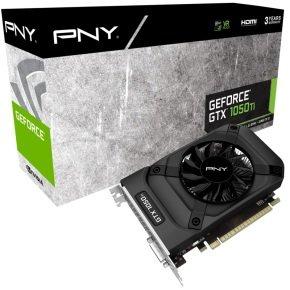 PNY GeForce® GTX 1050Ti 4GB GDDR5 Graphics Card
