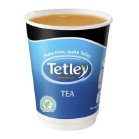 Nescafe And Go Tetley Instant Tea Cups - 16