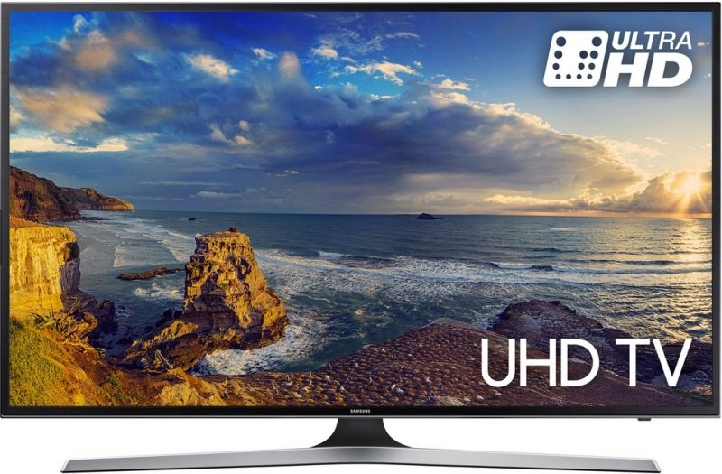 "Samsung MU6120 65"" Smart UHD TV"