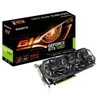 Gigabyte GeForce GTX 1080 G1 ROCK 8G GDDR5X Graphics Card
