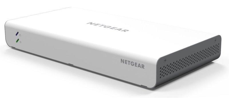 Netgear Insight Managed 8-port 1G PoE Smart Cloud Switch