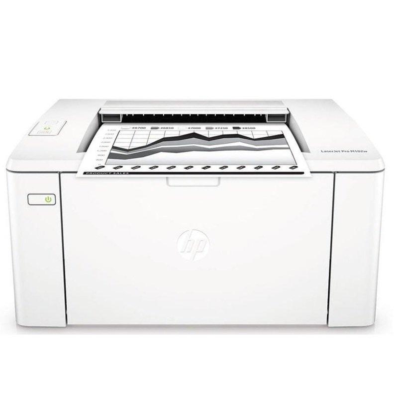 HP M102a LaserJet Pro Mono Laser Printer