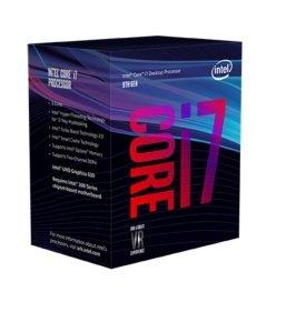 Intel Core i7 8700 Socket 1151 3.2GHz Processor
