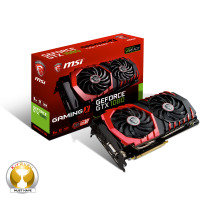 MSI GeForce GTX 1080 GAMING X 8GB GDDRX Graphics Card
