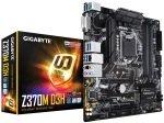Gigabyte Z370M D3H LGA 1151 DDR4 mATX Motherboard