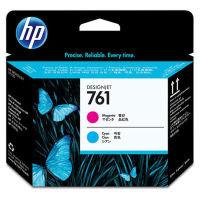 HP 761 Magenta & Cyan OriginalDesignJet PrintheadFor use with - DesignJet T7100& T7200 - CH646A