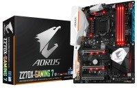 EXDISPLAY Gigabyte Intel AORUS GA-Z270X-Gaming 7 LGA 1151 ATX Motherboard