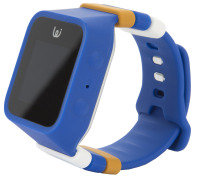 Pomo Waffle Blue Smart Watch