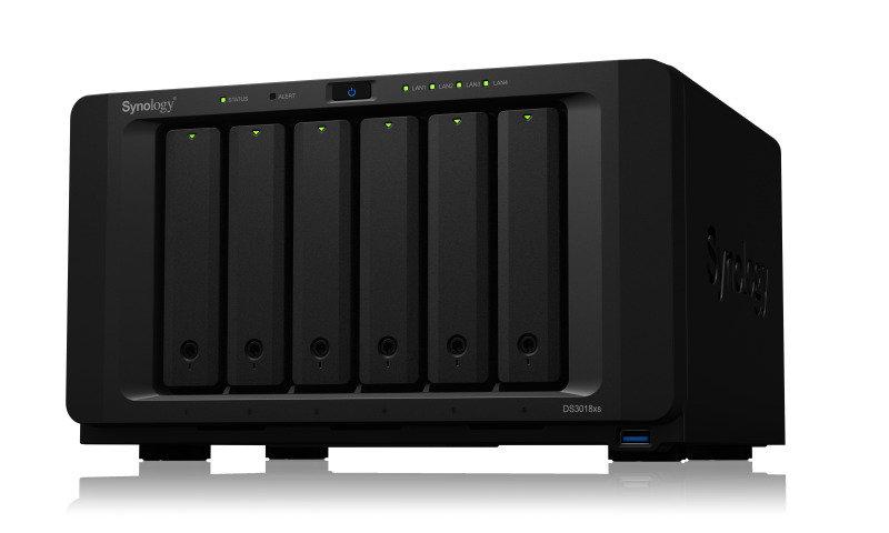 Synology DS3018xs 6 Bay Desktop NAS Enclosure