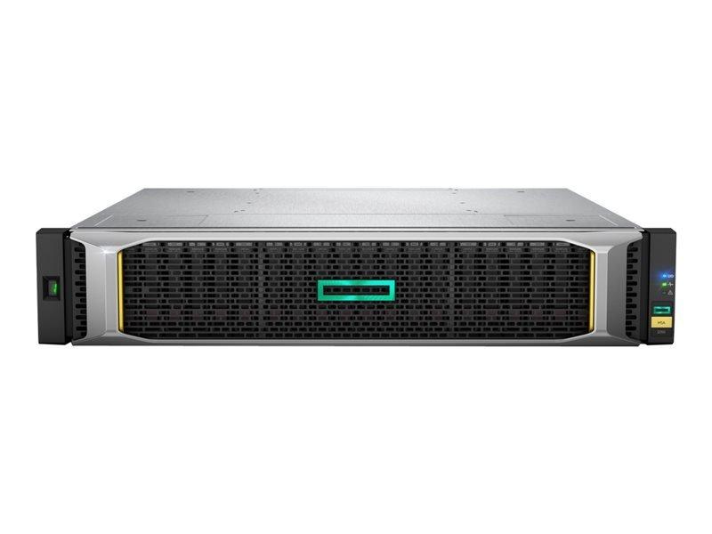 HPE MSA 2052 SAN Dual Controller LFF Storage