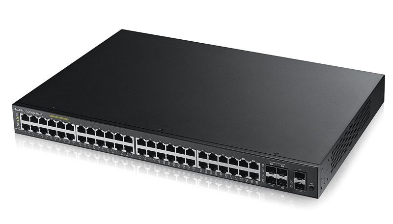 Zyxel Nebula NSW100-28 28 Port Managed Switch