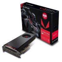 SAPPHIRE Radeon RX Vega64 8G HBM2 Graphics Card