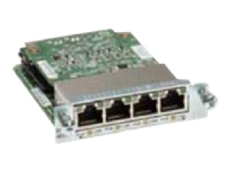 Cisco Gigabit EtherSwitch EHWIC Switch Managed