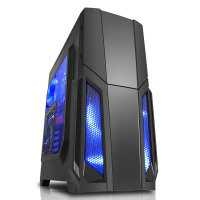 CIT Storm Black ATX Case