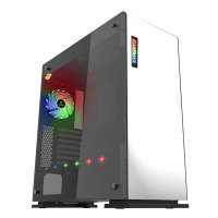 Game Max Vega White Case