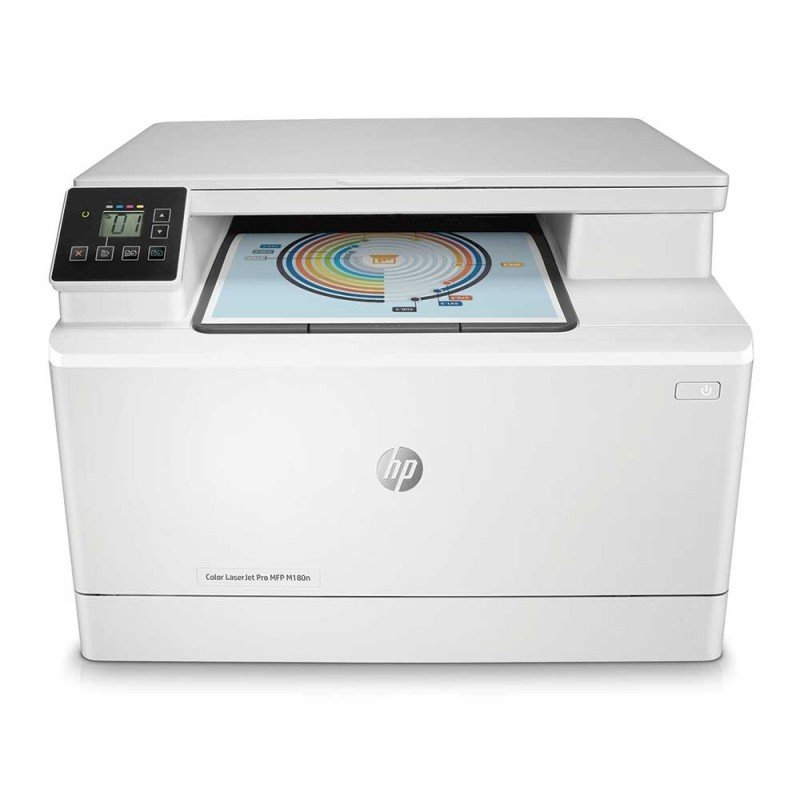HP M180n A4 Multi-Function Colour Laser Printer