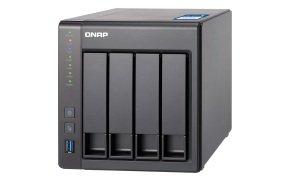 QNAP TS-431X-2G 32TB (4 x 8TB WD RED) 4 Bay Desktop NAS with 2GB RAM
