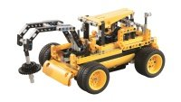 Remote Controlled 6-In-1 Car Building Blocks-483 Pieces