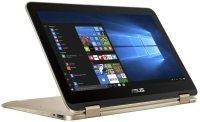 ASUS VivoBook Flip 12 TP203NA 2-in-1 Laptop - Gold