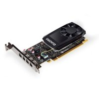 PNY NVIDIA Quadro P1000 DVI 4GB GDDR5 Graphics Card