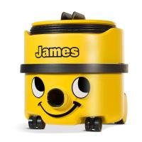 James Bagged Vacuum Cleaner 8 Litre Yellow