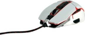 Riotoro AUROX RGB White Mouse