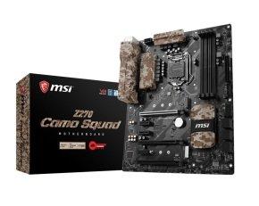 MSI Intel 1151 Z270 Camo Squad DDR4 ATX Motherboard