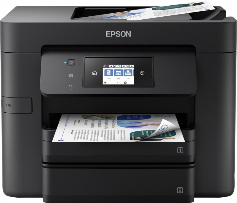 Epson WF-4730DTWF WORKFORCE PRO Wireless Multifunction Colour Inkjet Printer