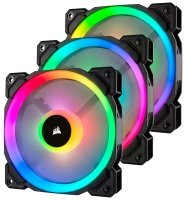 Corsair LL Series LL120 RGB 120mm 3 Fan Pack