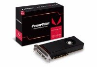Power Colour AXRX VEGA 64 8GBHBM2-3DH Graphics Card
