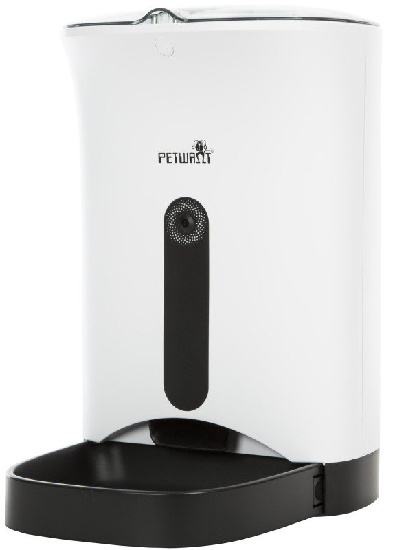 Petwant Automatic Pet Feeder with Video Monitoring and Smart App