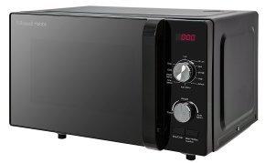 Russell Hobbs RHFM2001B 19 Litre Black Flatbed Digital Microwave
