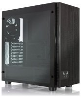 Riotoro Mid Tower ATX Tempered Glass Case