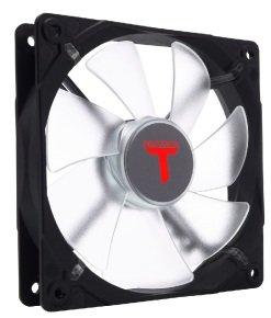 Riotoro Cross X Classic 120mm LED Case Fan Red