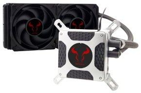 Riotoro 240mm Dual SP Fan Closed Loop Liquid Cooler