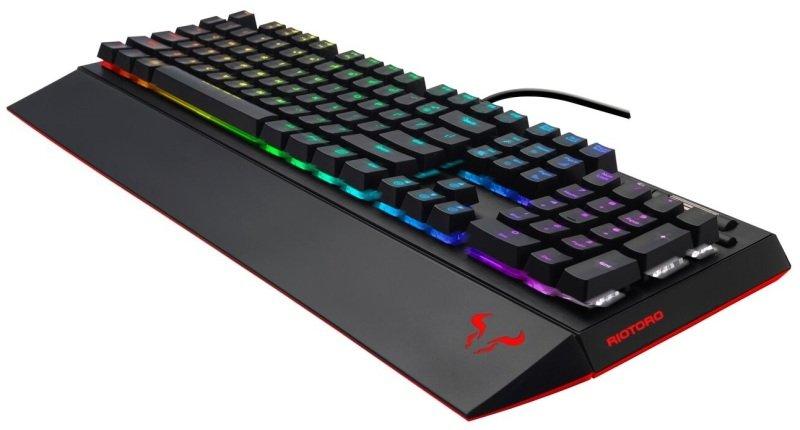 Riotoro Ghostwriter Brown Mechanical UK Keyboard