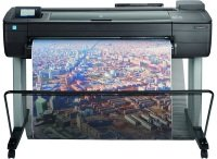 "HP DesignJet T730 36"" A0 Wireless Large Format Inkjet Printer"