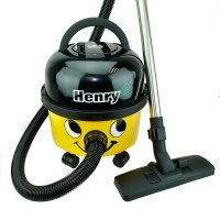 Numatic HVR.200-A-Y Yellow Henry Vacuum Cleaner