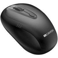 Canyon Comfortable Black Wireless Mouse