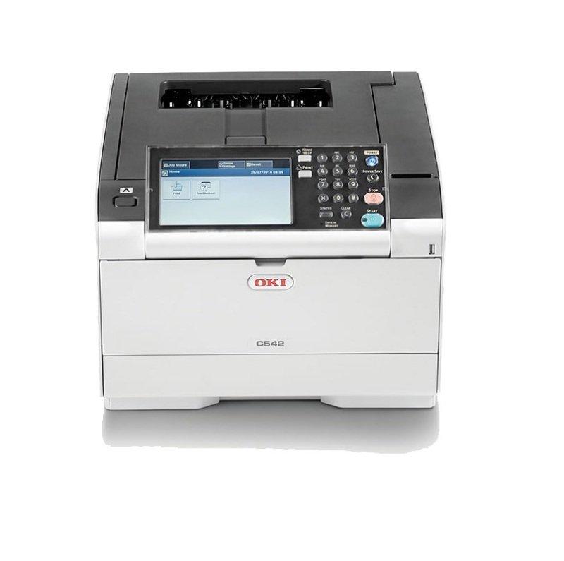 Oki C542DN A4 Colour Laser Printer